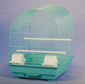 round roof bird cage
