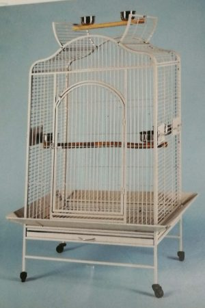 medium/large wave roof bird cage