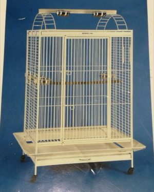 medium play pen top bird cage